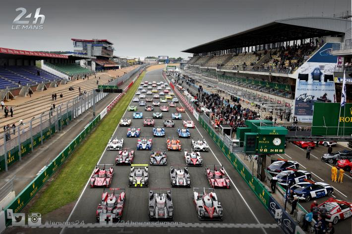 Journee test le Mans