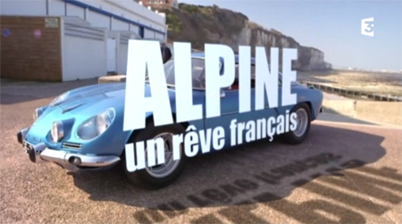 Alpine un reve francais Dominique ADT