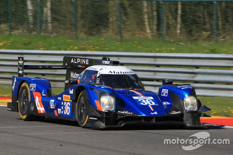 Alpine A460 36 WEC Spa Francorchamps 06