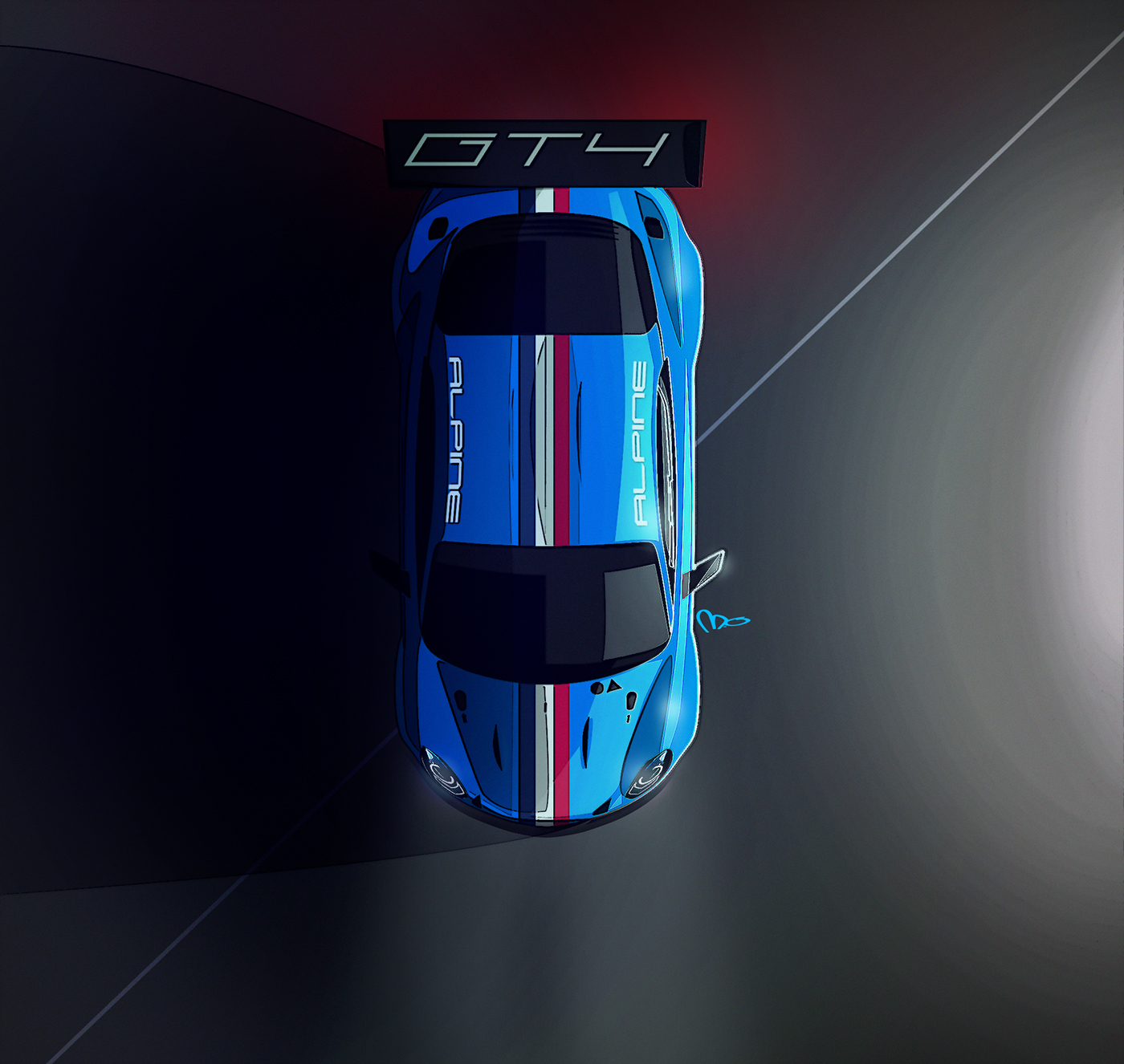 Alpine AS110 2017 Monholo 1