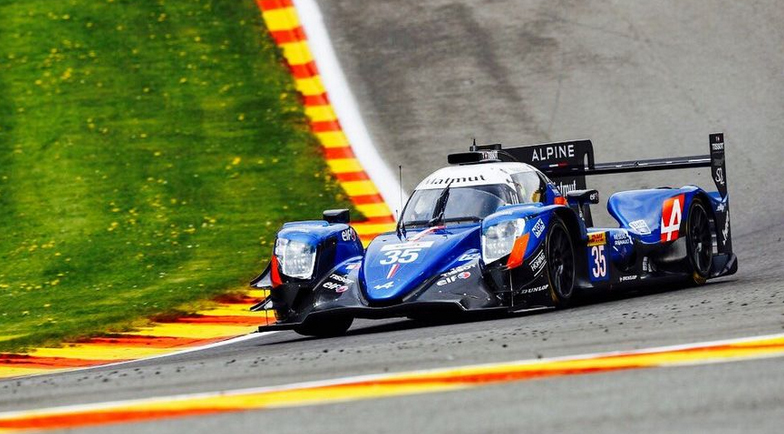 Alpine A470 WEC 2017 Spa Francorchamps 06