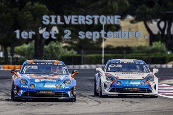 Alpine Europa Cup Silverstone 2018 promotion