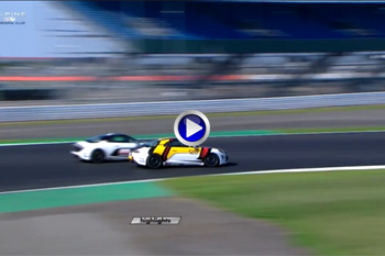 Alpine Europa Cup Silverstone 2018 course2 moments forts