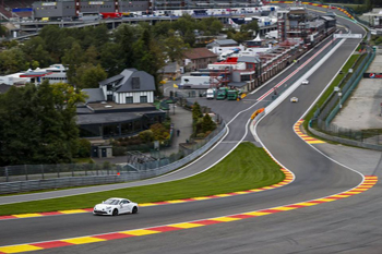 AEEC 2018 Spa Francorchamps Le raidillon