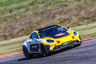 Alpine Cup 2019 Nogaro roulages CMR Mike Parisy 2