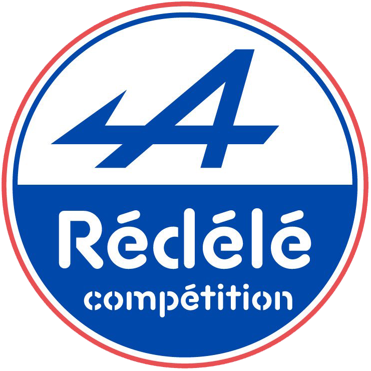 A110 GT4 Redele Competition