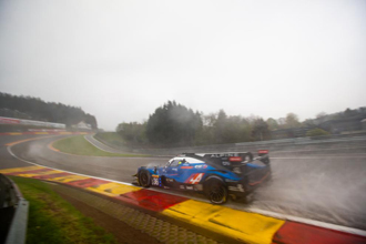 Alpine A470 Spa Francorchamps 2019 EL2 1 min