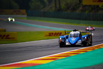 Alpine A470 Spa Francorchamps 2019 EL2 3 min