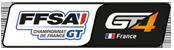 FFSA GT4 France logo