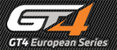 GT4 European Series logo