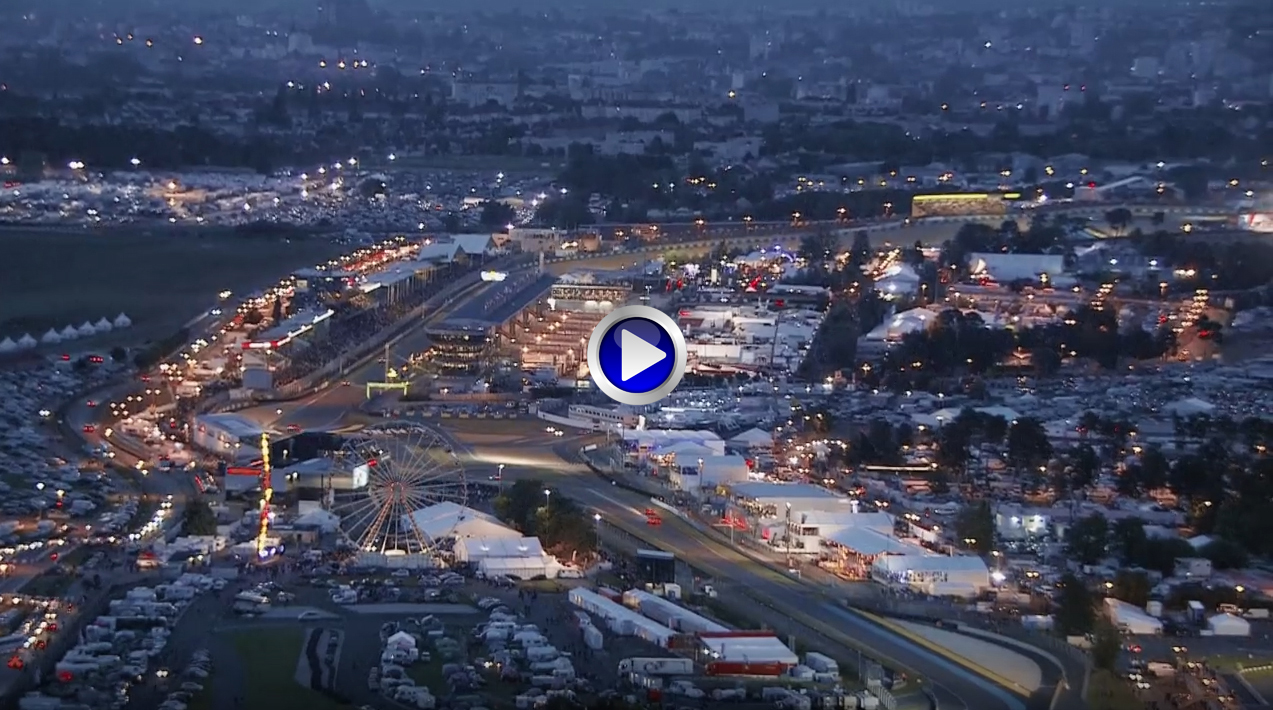 2017 24 Hours of Le Mans Teaser